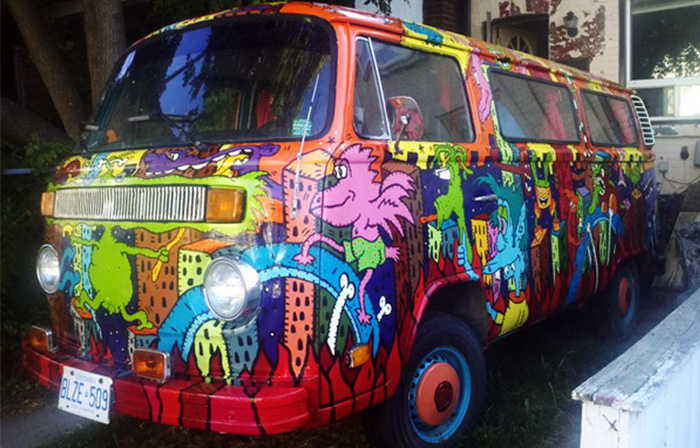The Tripper - LSD, filthy hippies, and Ronald Reagan ...