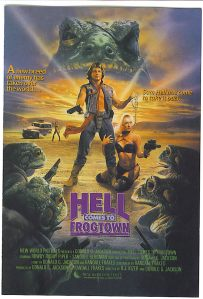 Hell comes to Frog Town - Oscar material here folks. It truly is a crime the academy didn't recognize Mr. Pipers achievements