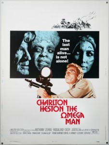 The Omega Man - so much better than the Will Smith version could ever hope to be