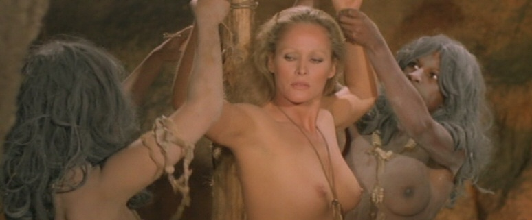 Ursula andress the mountain of the cannibal god 9