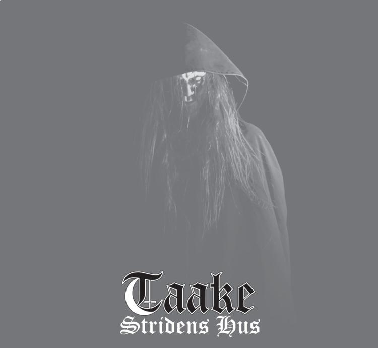 KAR086_TAAKE-StridensHus-frontcover