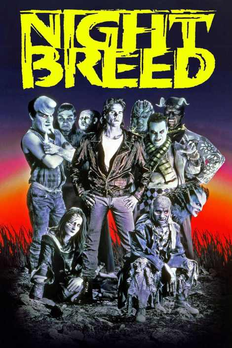 nightbreed_poster